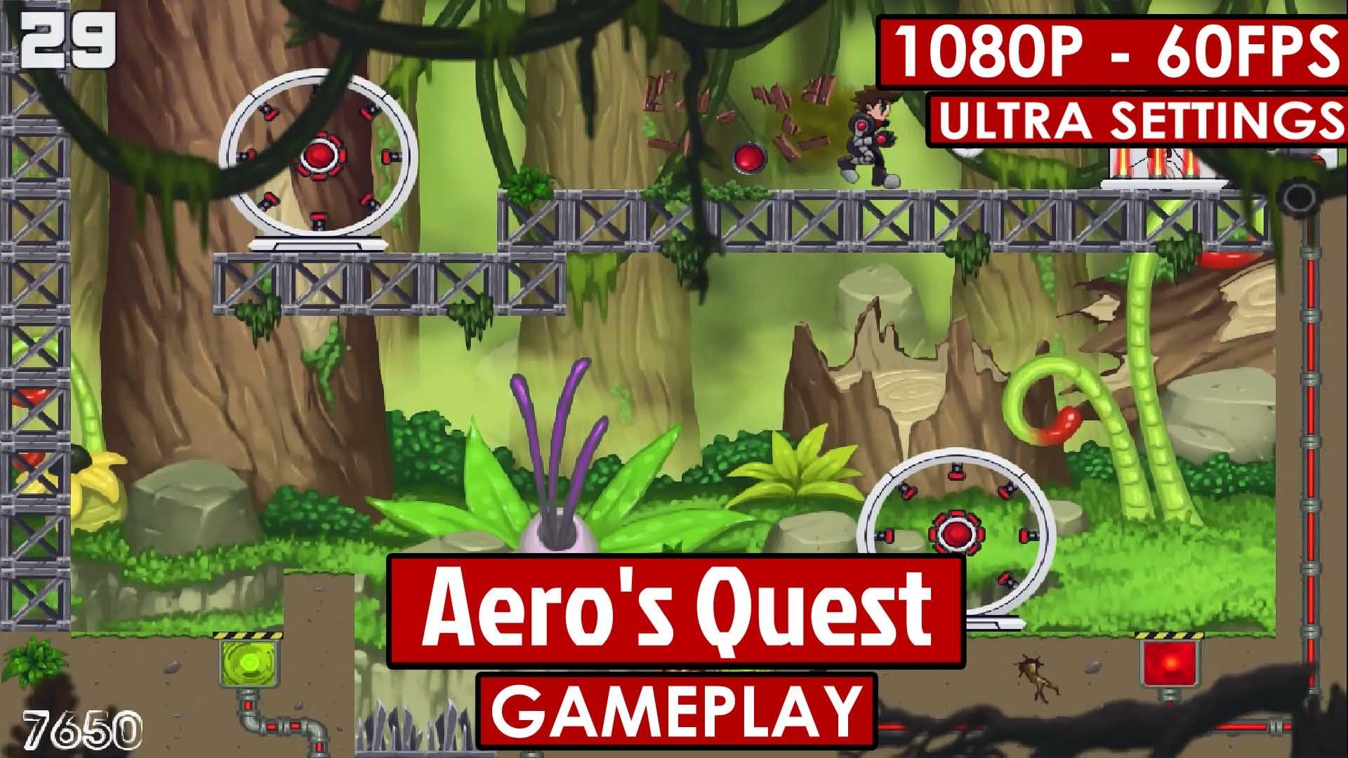 Aero's Quest Backgrounds, Compatible - PC, Mobile, Gadgets  1920x1080 px