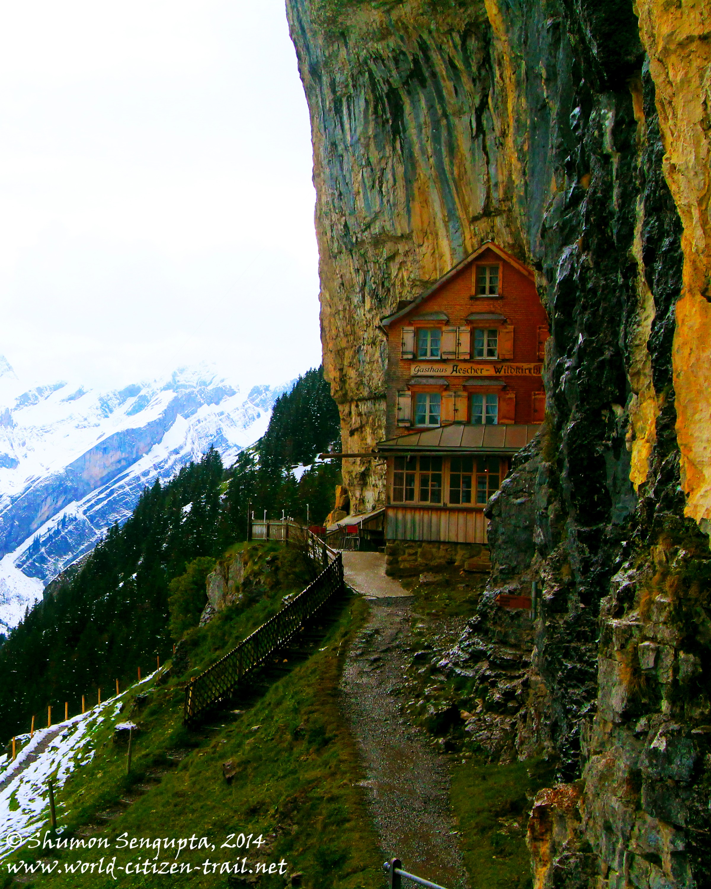Amazing Aescher Guesthouse Pictures & Backgrounds
