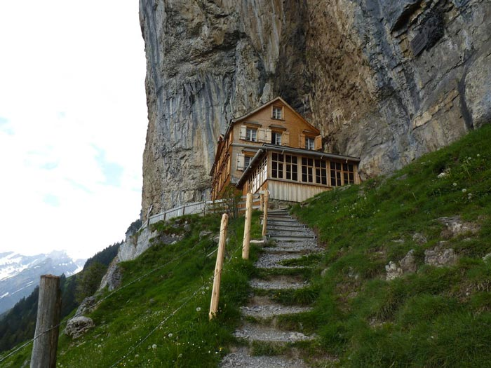 Aescher Guesthouse Backgrounds, Compatible - PC, Mobile, Gadgets| 700x525 px