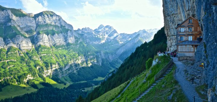 Images of Aescher Guesthouse | 720x340