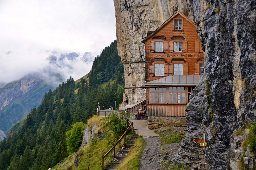 HQ Aescher Guesthouse Wallpapers | File 483.98Kb