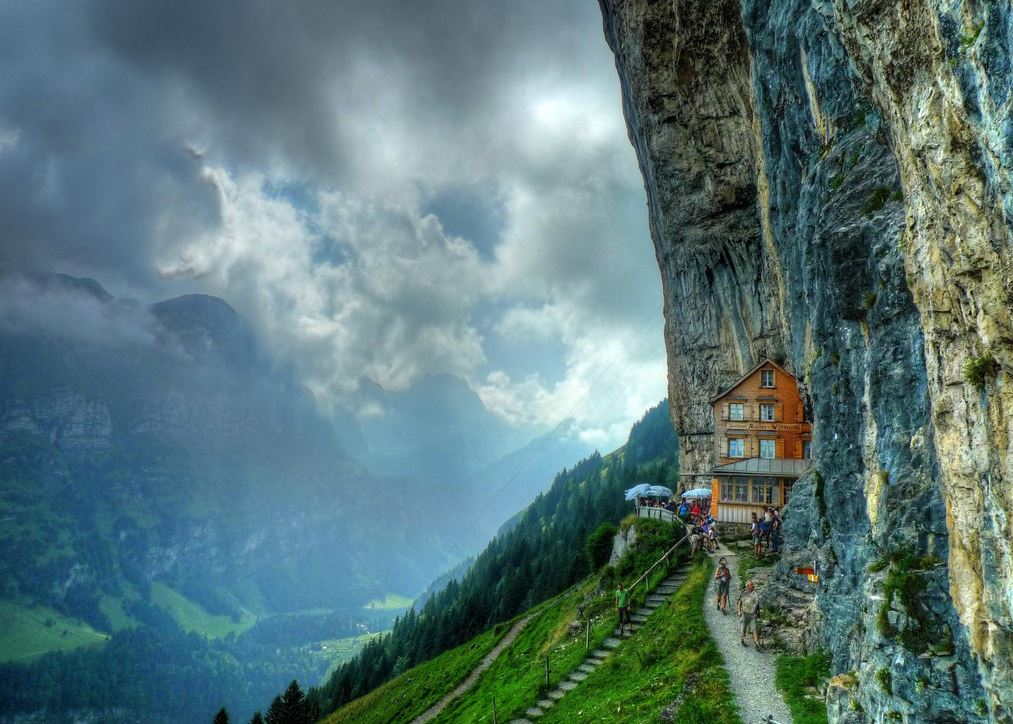 Images of Aescher Guesthouse | 1013x724