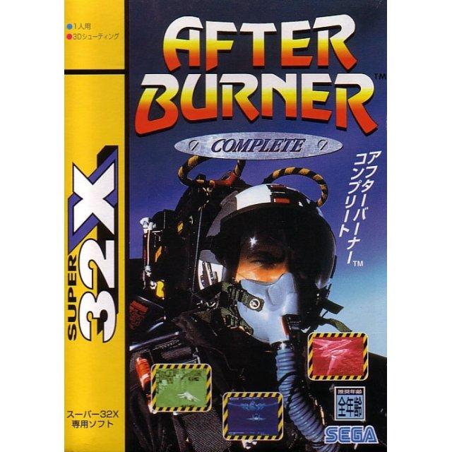 After Burner Complete High Quality Background on Wallpapers Vista