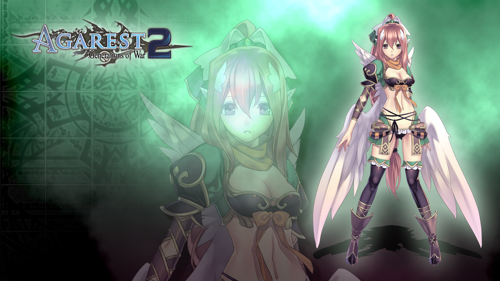 1920x1080 > Agarest: Generations Of War 2 Wallpapers