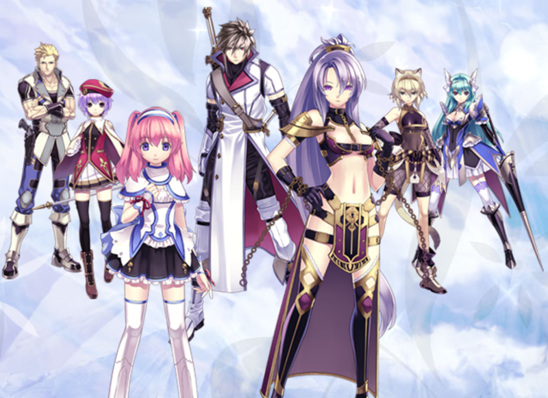 Agarest: Generations Of War 2 Backgrounds on Wallpapers Vista