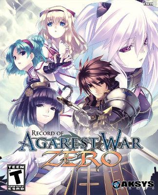Images of Agarest Zero | 324x400