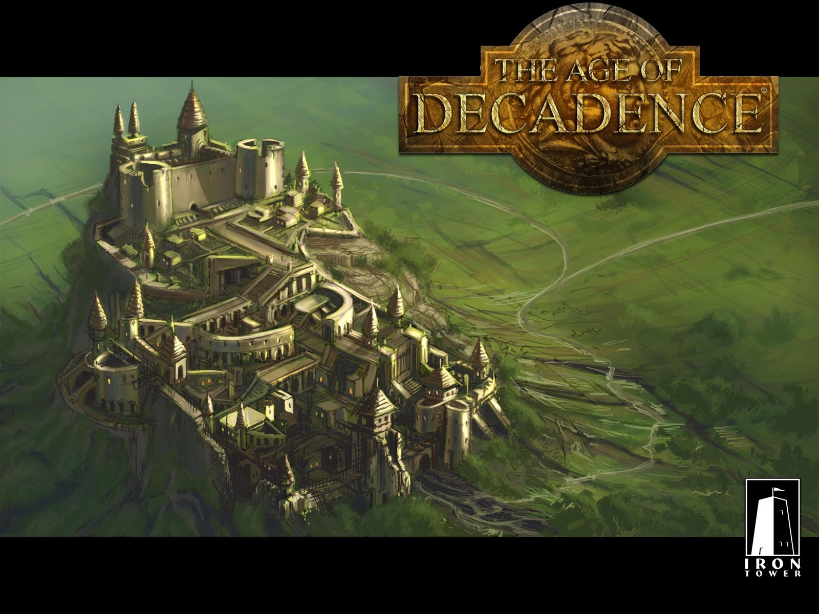 High Resolution Wallpaper   Age Of Decadence 1600x1200 px