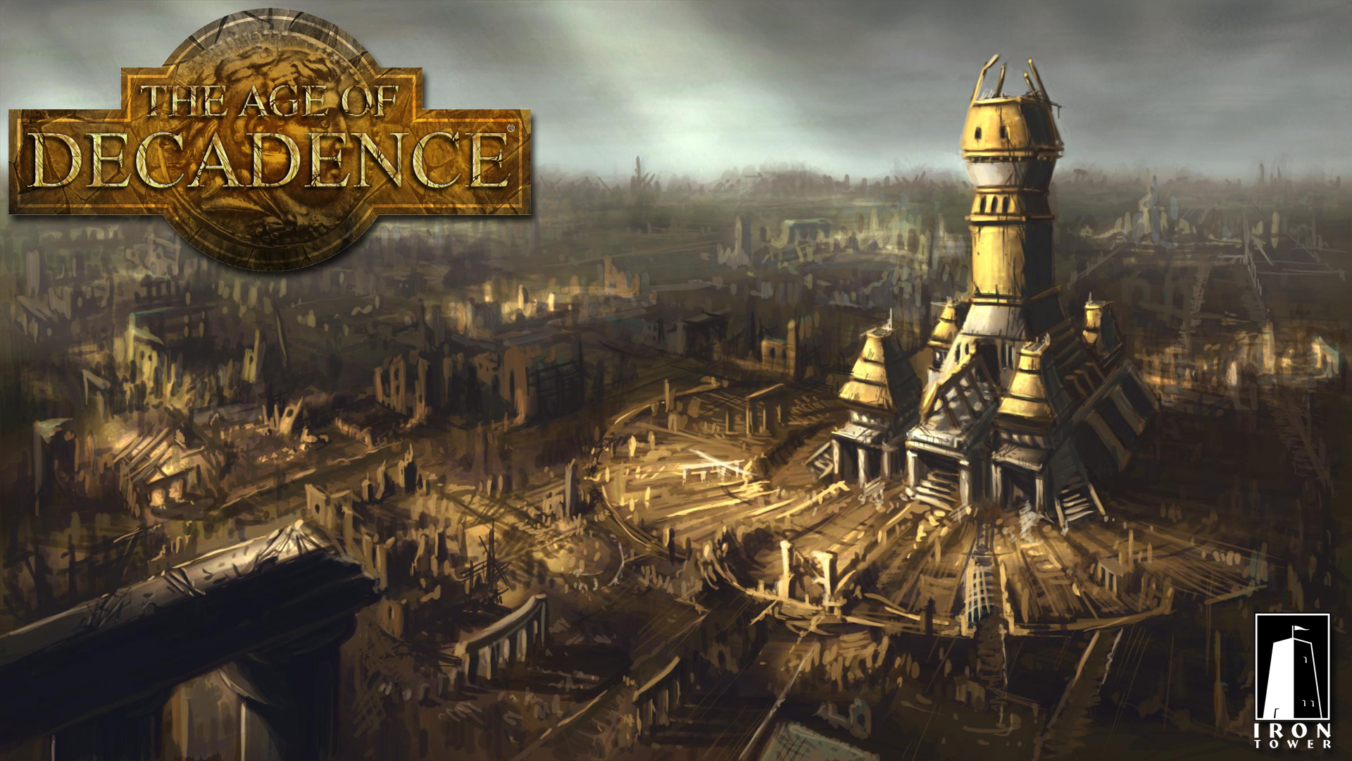 Nice Images Collection: Age Of Decadence Desktop Wallpapers