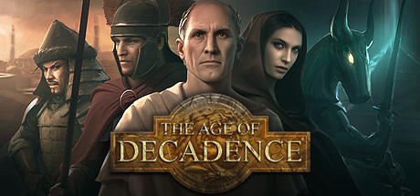 HD Quality Wallpaper   Collection: Video Game, 460x215 Age Of Decadence
