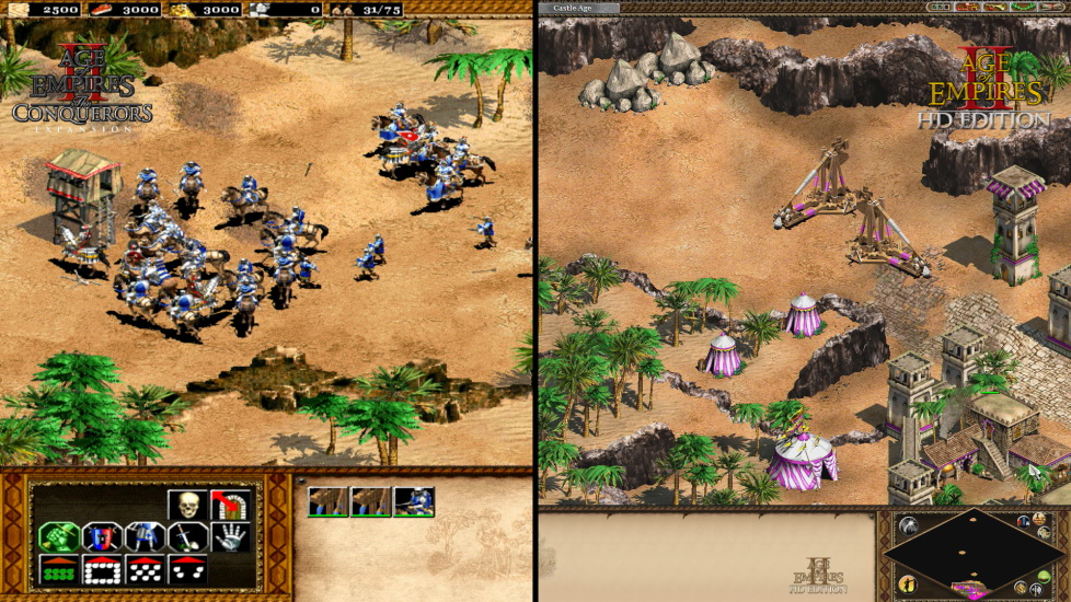 Age Of Empires II HD wallpapers, Video Game, HQ Age Of