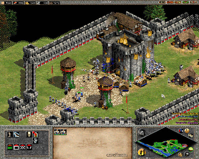 Age Of Empires Ii The Age Of Kings Wallpapers Video Game Hq Age Of Empires Ii The Age Of Kings Pictures 4k Wallpapers 2019