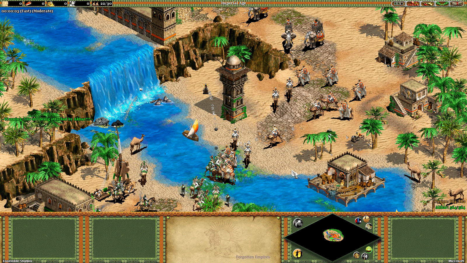 Age Of Empires II: The Forgotten wallpapers, Video Game, HQ Age Of