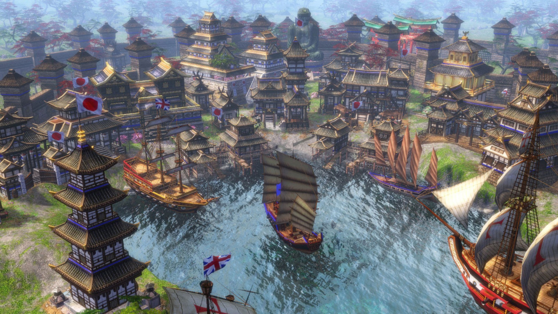 Age Of Empires III Pics, Video Game Collection