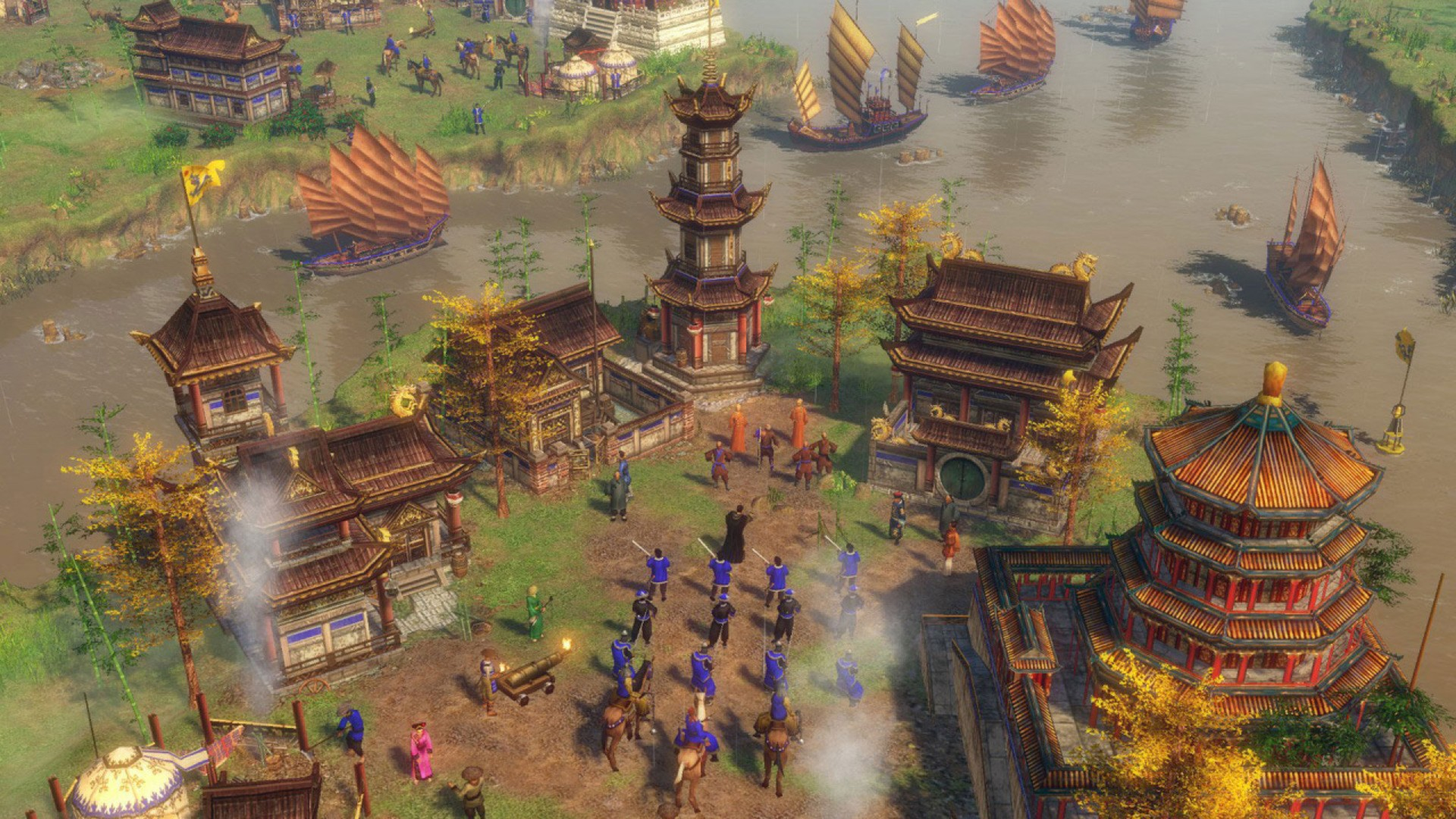 1920x1080 > Age Of Empires III Wallpapers
