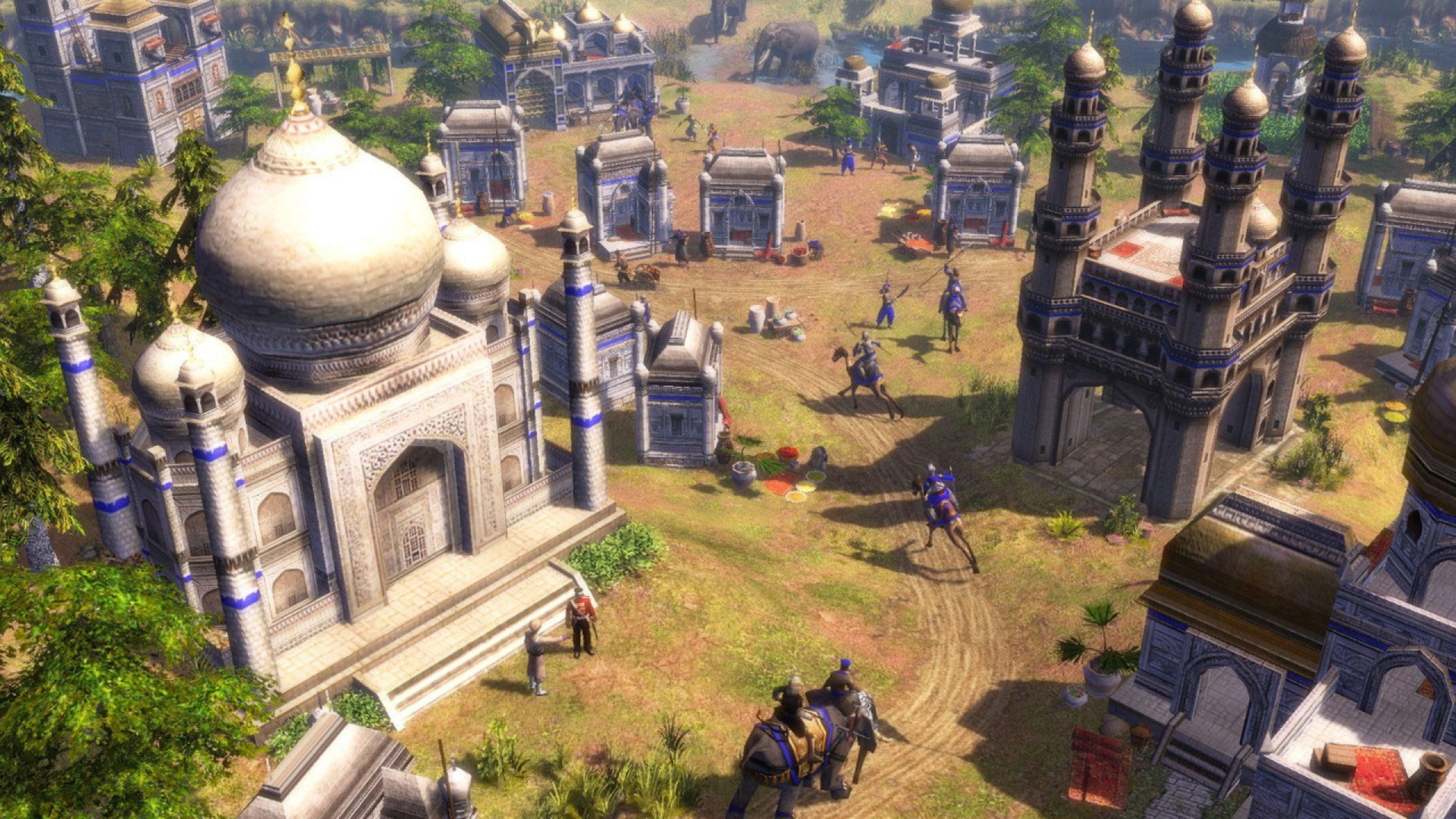 Age Of Empires III High Quality Background on Wallpapers Vista