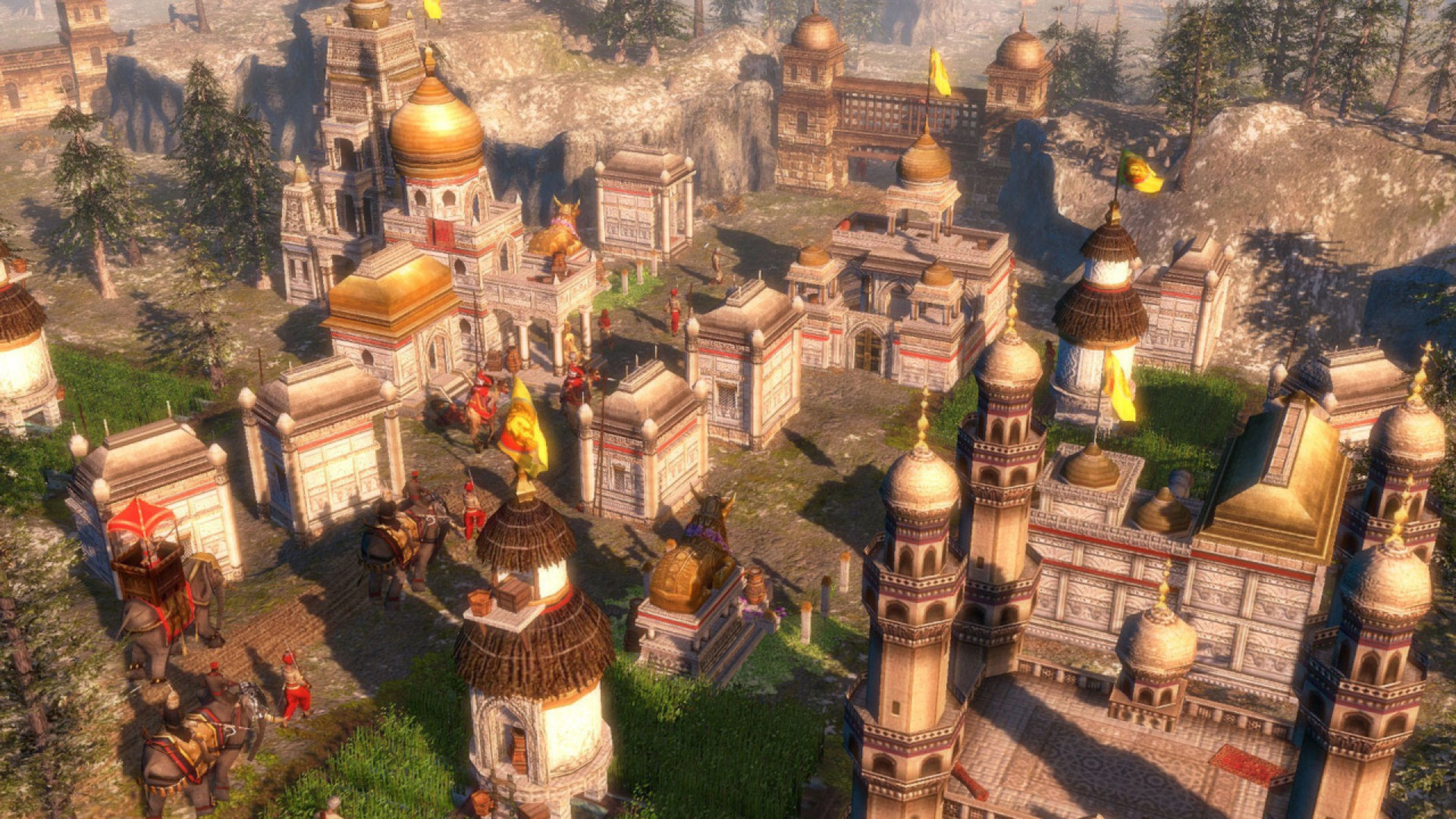 High Resolution Wallpaper | Age Of Empires III 1920x1080 px