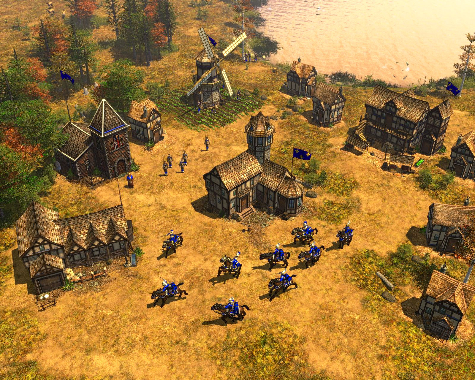 1600x1280 > Age Of Empires III Wallpapers