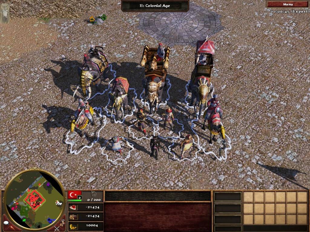 Amazing Age Of Empires III: The Age Of Dynasties Pictures & Backgrounds