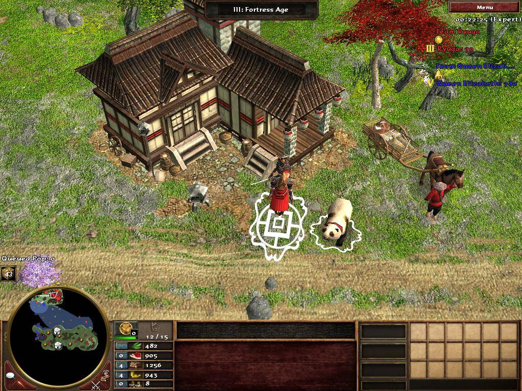 Age Of Empires III: The Age Of Dynasties Backgrounds, Compatible - PC, Mobile, Gadgets| 1024x768 px