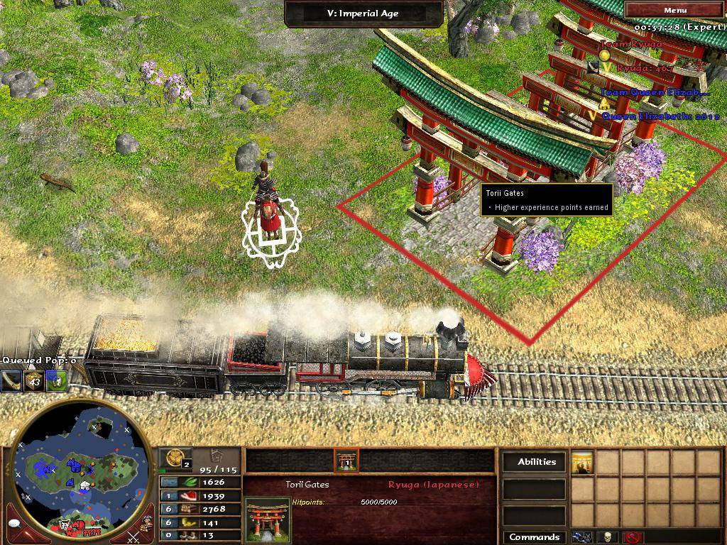 Age Of Empires III: The Age Of Dynasties Backgrounds on Wallpapers Vista