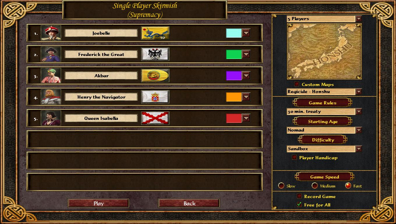 Nice wallpapers Age Of Empires III: The Age Of Dynasties 1360x768px