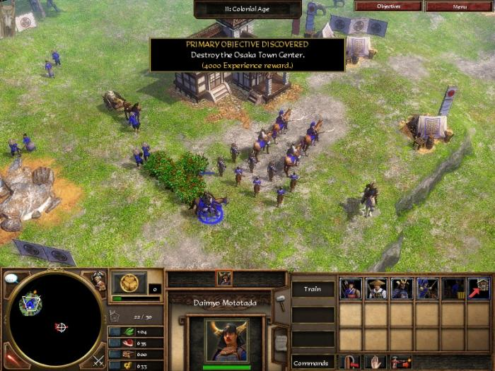 Age Of Empires III: The Age Of Dynasties Pics, Video Game Collection
