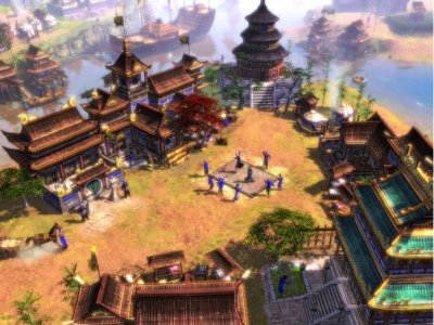HQ Age Of Empires III: The Age Of Dynasties Wallpapers | File 35.88Kb