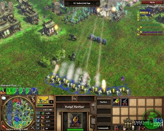 Nice wallpapers Age Of Empires III: The Age Of Dynasties 320x256px