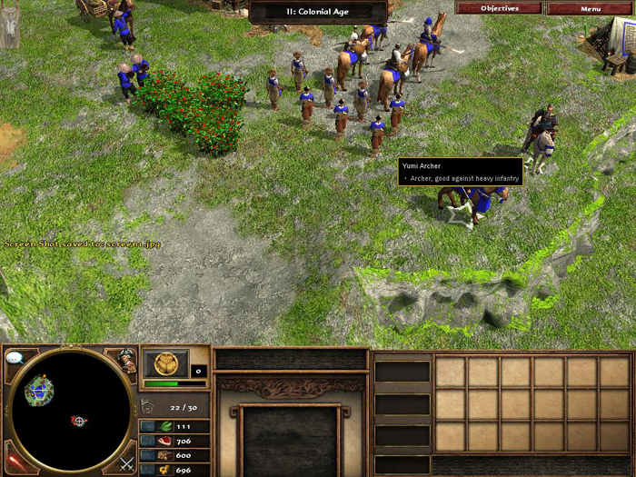 Images of Age Of Empires III: The Age Of Dynasties | 700x525