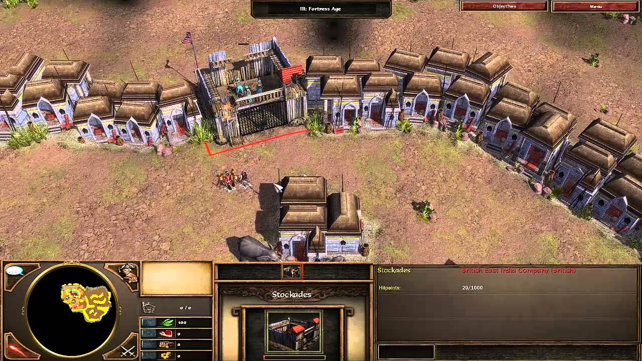 Nice wallpapers Age Of Empires III: The Age Of Dynasties 1280x720px