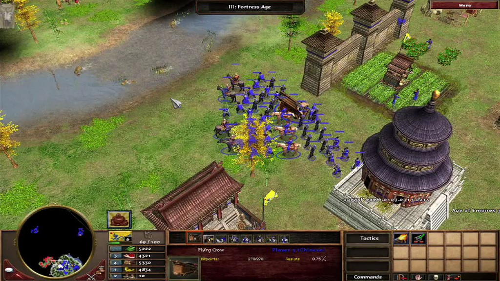 1024x576 > Age Of Empires III: The Age Of Dynasties Wallpapers