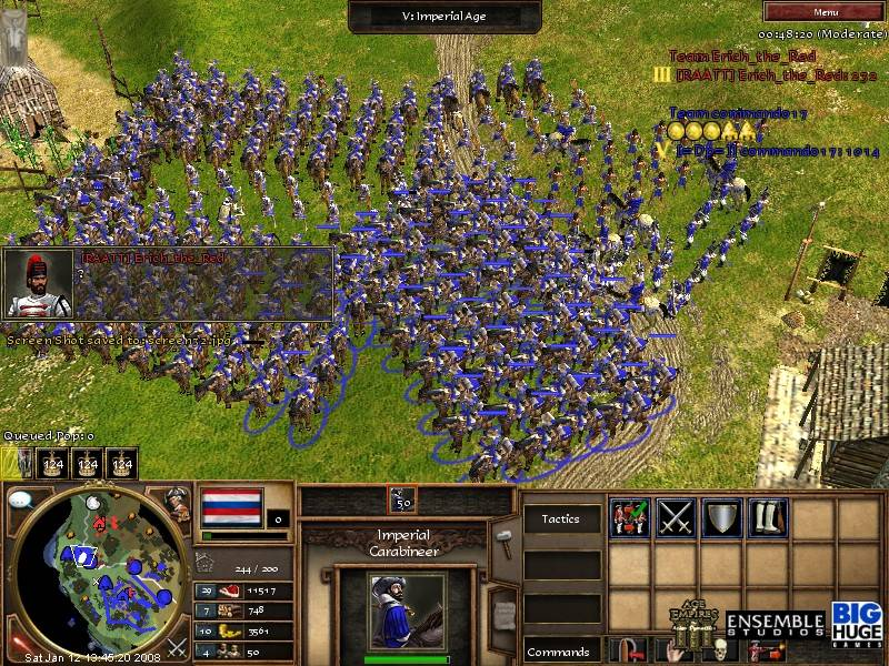High Resolution Wallpaper | Age Of Empires III 800x600 px