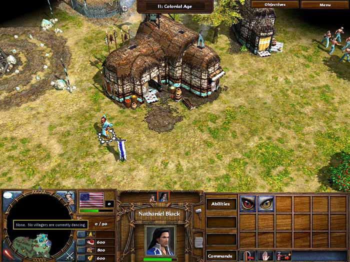 Age Of Empires III Backgrounds on Wallpapers Vista