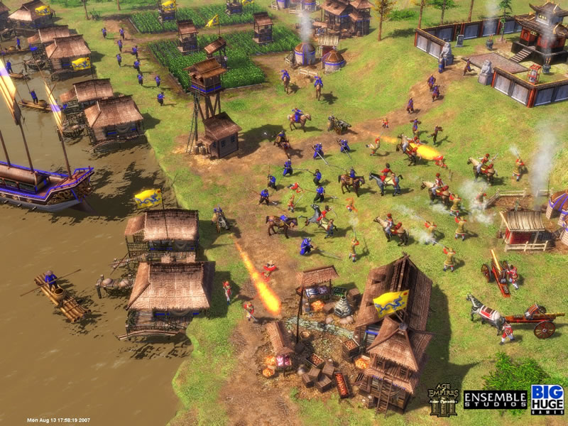 800x600 > Age Of Empires III Wallpapers