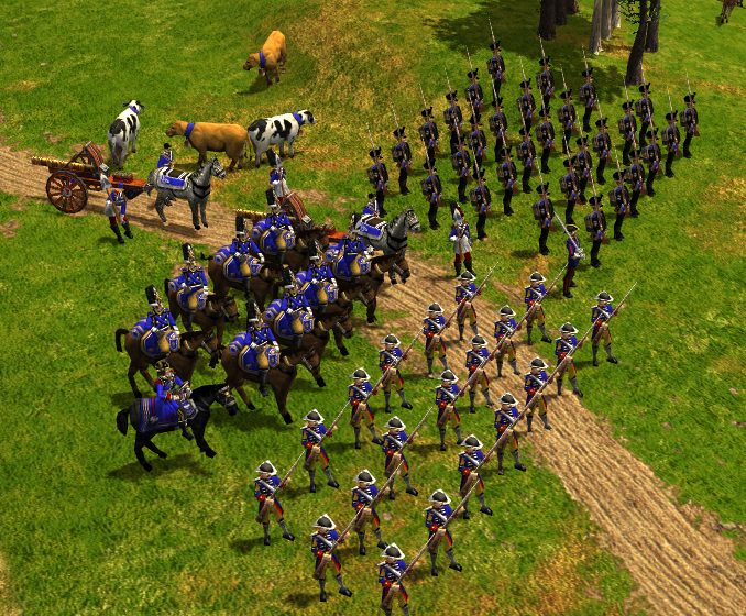 HD Quality Wallpaper | Collection: Video Game, 678x560 Age Of Empires III