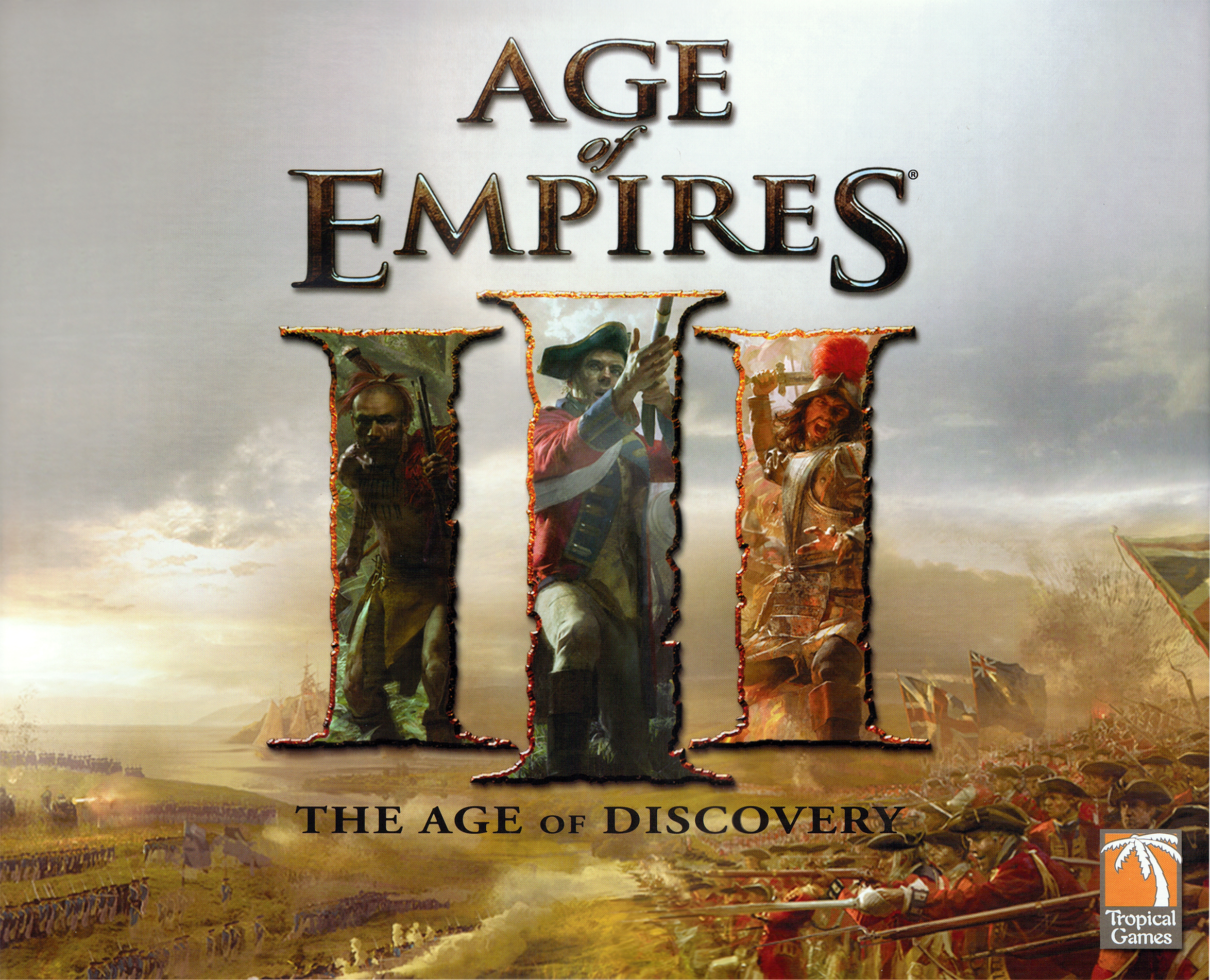 HQ Age Of Empires III Wallpapers | File 5055.99Kb