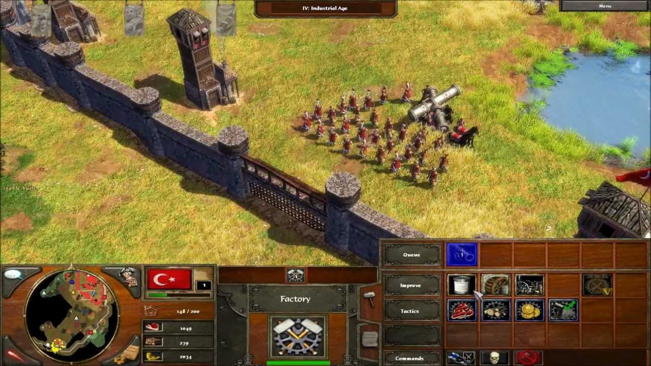 Amazing Age Of Empires III Pictures & Backgrounds