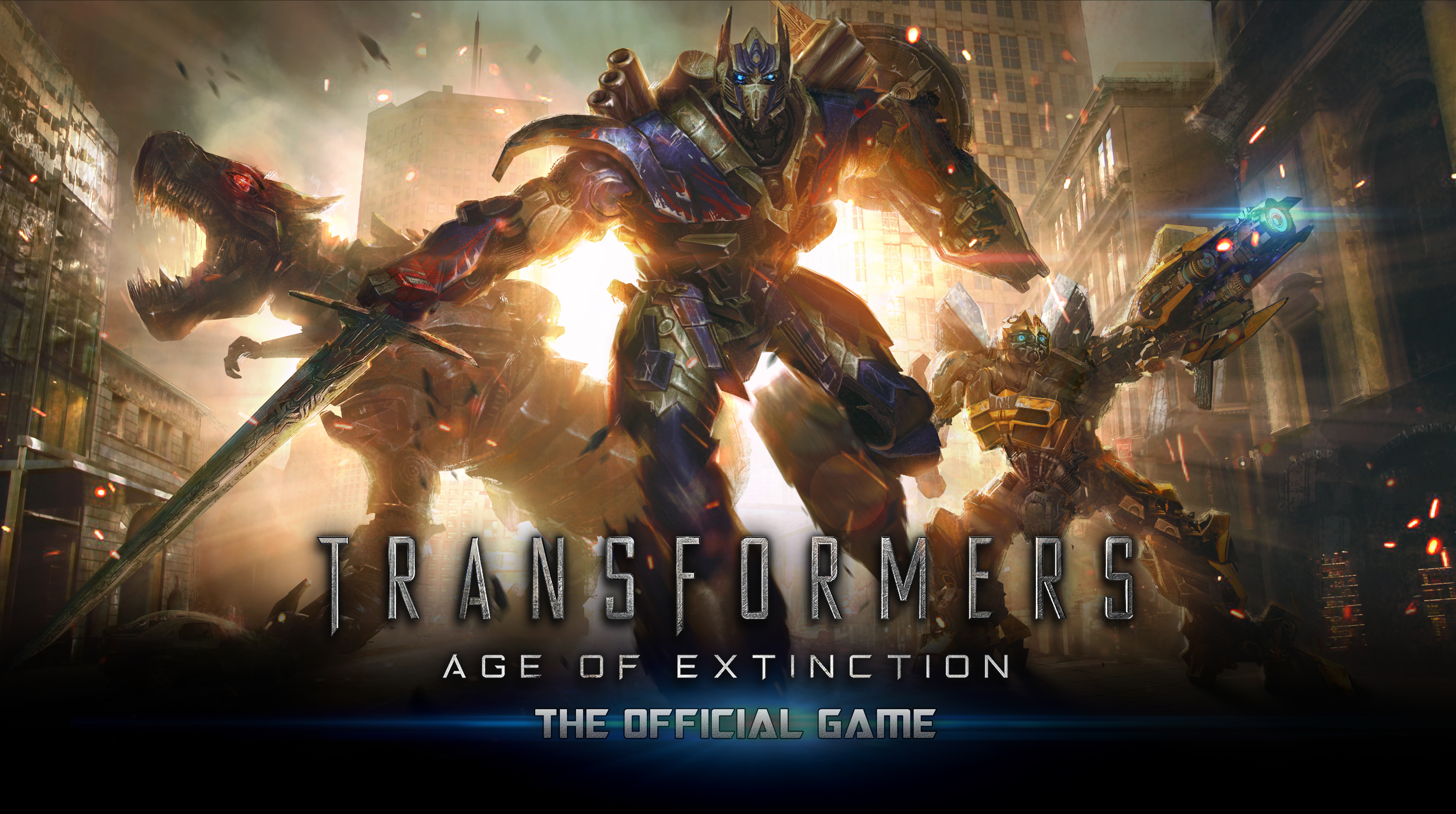 Amazing Age Of Extinction Pictures & Backgrounds