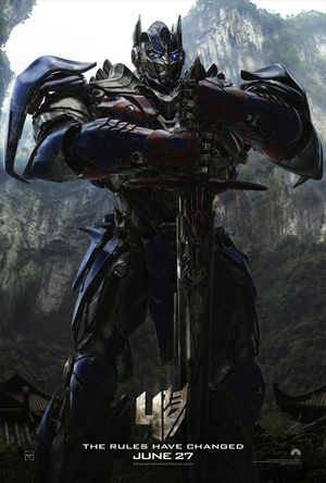 Images of Age Of Extinction | 300x444