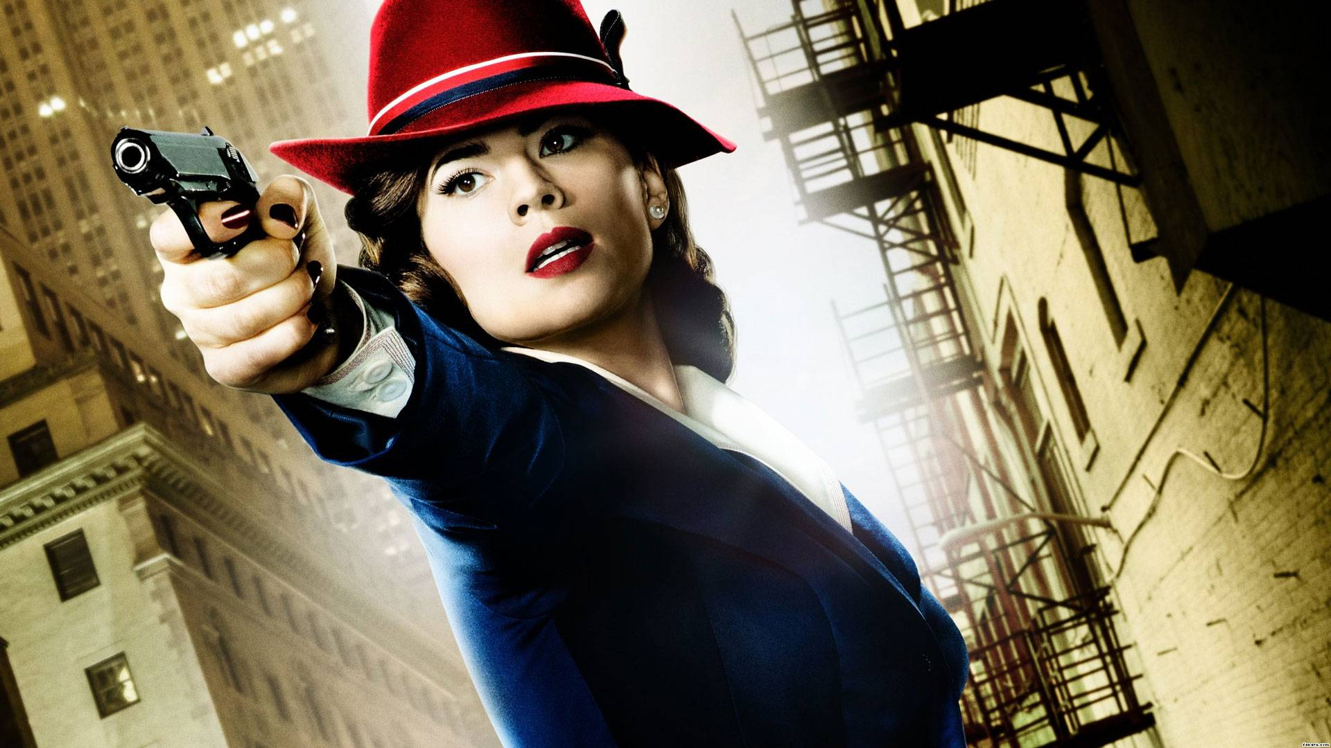 Nice wallpapers Agent Carter 1920x1080px