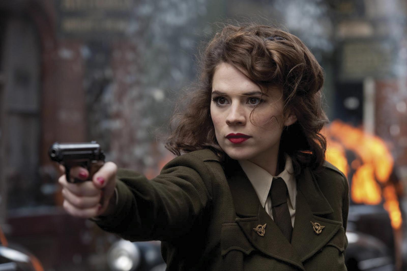 High Resolution Wallpaper | Agent Carter 1600x1065 px