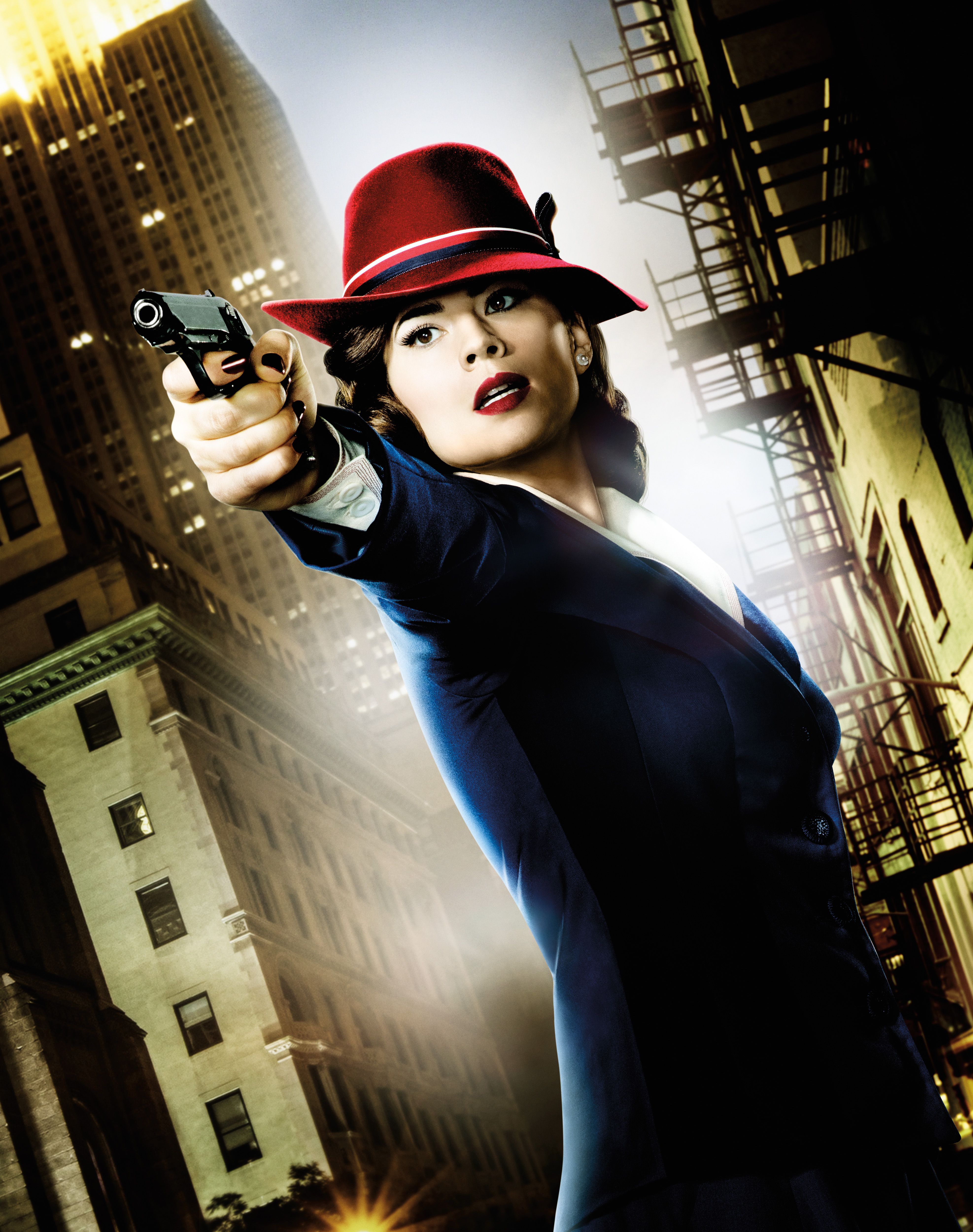 Nice Images Collection: Agent Carter Desktop Wallpapers
