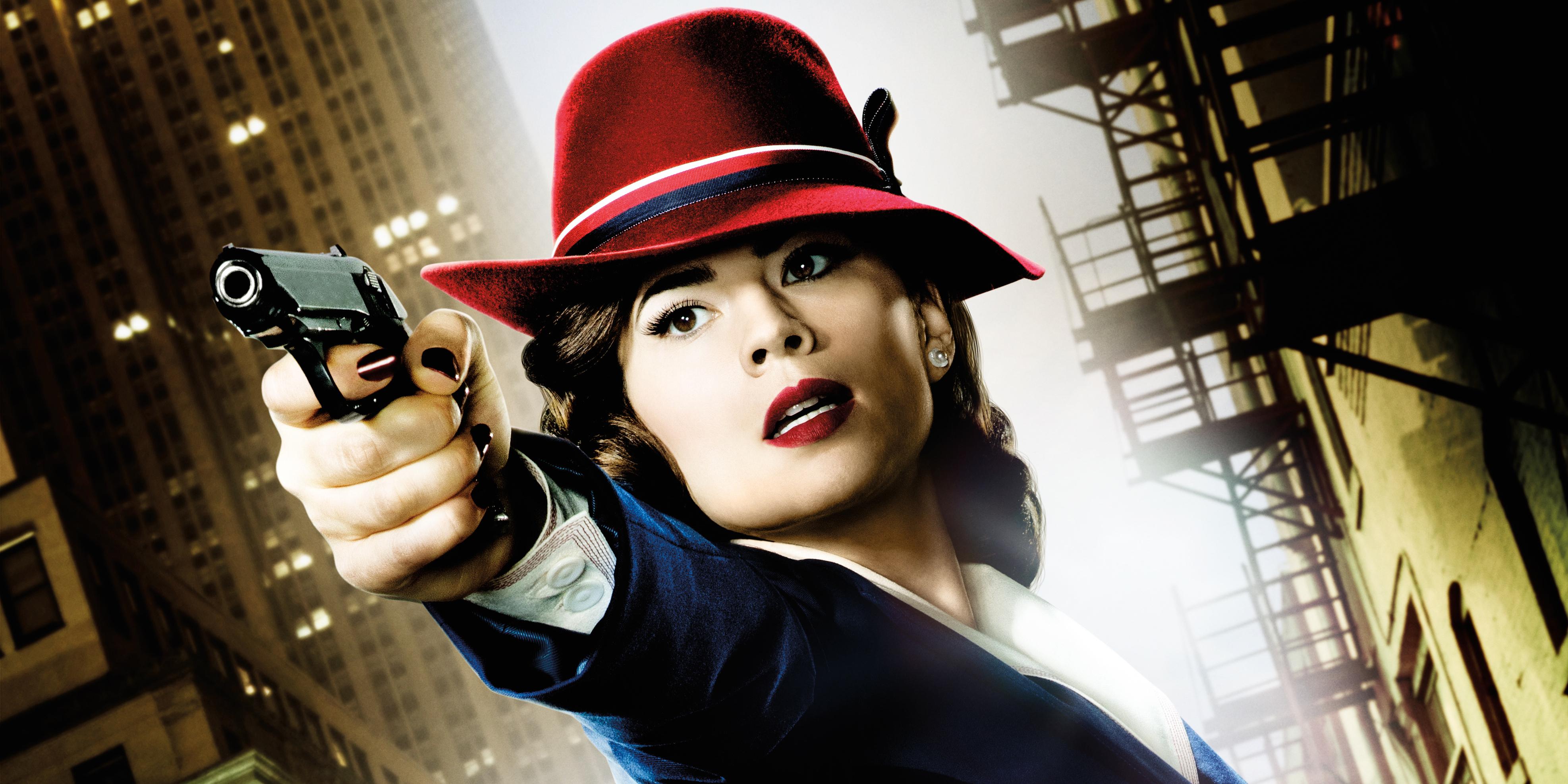 3948x1974 > Agent Carter Wallpapers