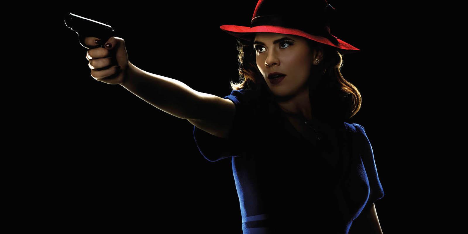 High Resolution Wallpaper | Agent Carter 1600x800 px