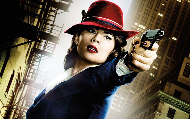 Agent Carter Backgrounds, Compatible - PC, Mobile, Gadgets| 800x500 px