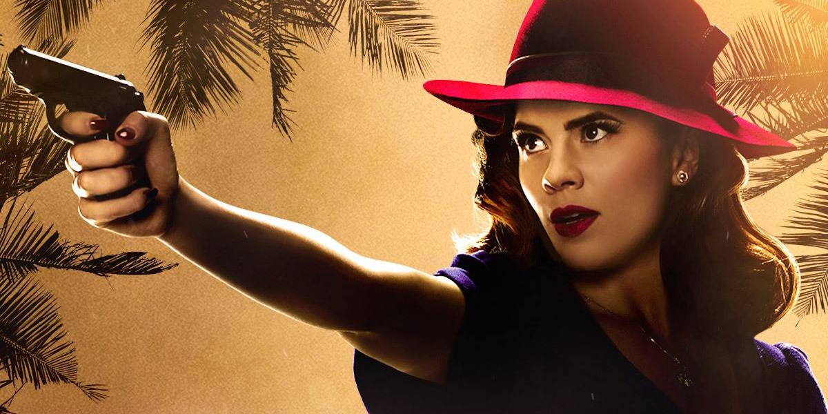 HQ Agent Carter Wallpapers | File 121.76Kb