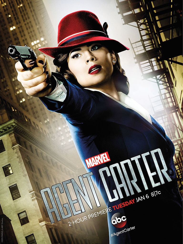HD Quality Wallpaper | Collection: TV Show, 768x1024 Agent Carter