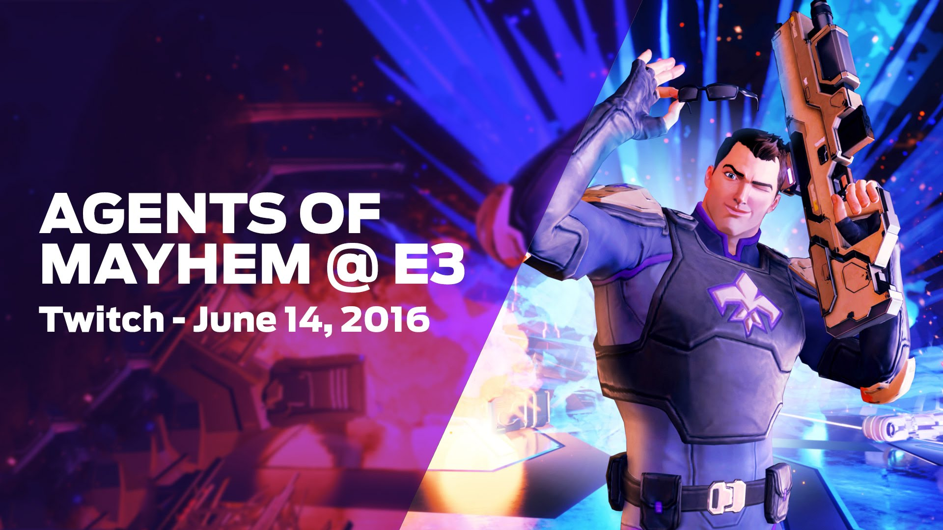 Agents Of Mayhem Pics, Video Game Collection