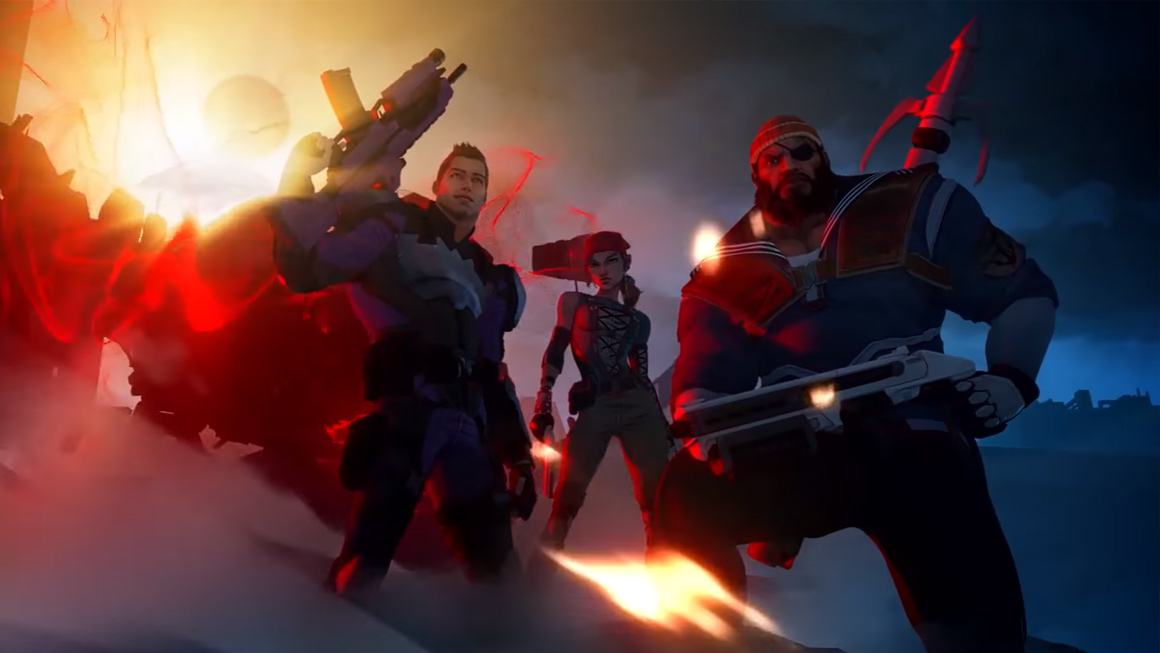 Nice wallpapers Agents Of Mayhem 1160x653px