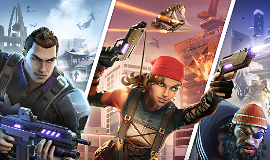 Nice wallpapers Agents Of Mayhem 555x328px